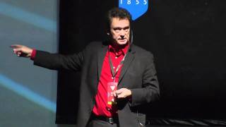 TEDxPSU - Michael Bérubé - Humans, Superheroes, Mutants, and People with Disabilities