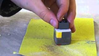 how to make 1x1 rubik s cube