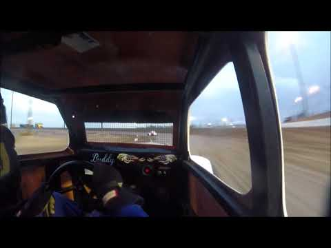 Casa Nissan Legends Heat #2 9 Jun 18 @Southern New Mexico Speedway