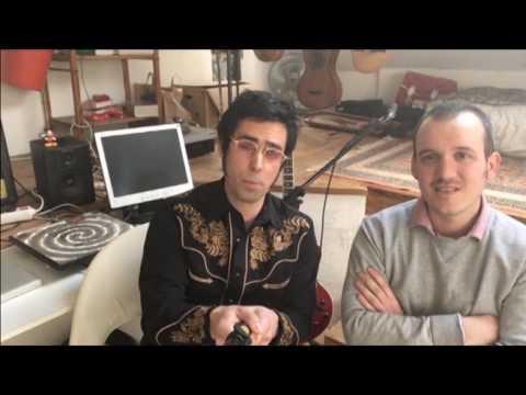 Interview perchée : Santiago - Grand Zebrock 2017