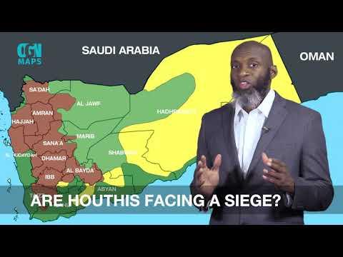 OGN Maps: Al Hudaydah, Yemen