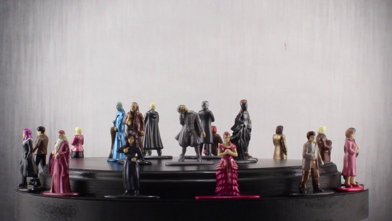 20 Nano Metalfigs Harry Potter Wave 1 Metals Die-Cast Collectible Figures