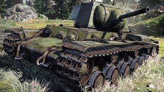 ◀War Thunder: Ground Forces - Realistic Battles, ft KV-1