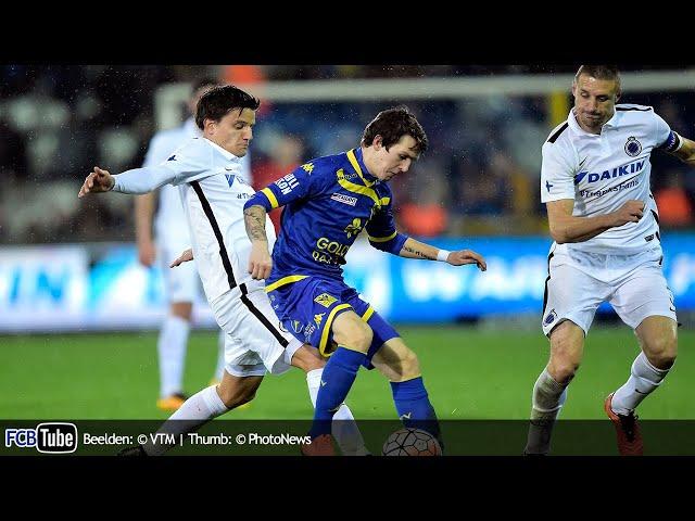 2015-2016 - Jupiler Pro League - 29. Club Brugge - Sint-Truiden 3-0