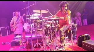 THE NEXT LEVEL|JAFFER DRUMMER FUSION|ROOPA REVATHI'S SHOW @GURUVAYUR TEMPLE|9 MARCH 2020