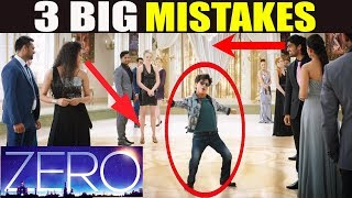 3 Big Mistakes In Shahrukh Khan ZERO Teaser