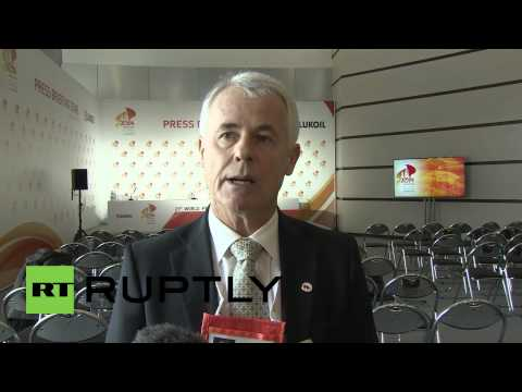 Russia: President of World Petroleum Council comments on Iraq
