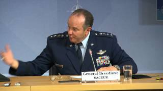Joint Press Conference, Questions and Answers - NATO Chiefs of Defence Meeting, 22 MAY 2014