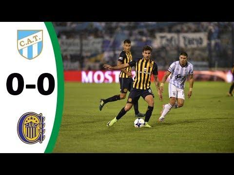 Resumen y penales Atlético Tucumán (3) 0-0 (1) Rosario Central