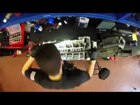 BMW N55 Engine Assembly Time-Lapse