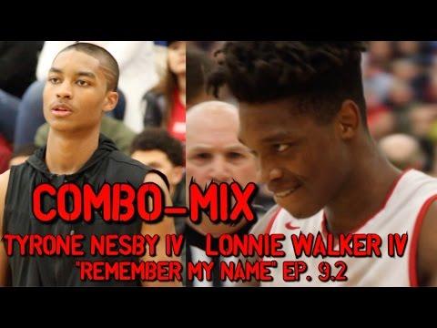 LONNIE WALKER IV & TYRONE NESBY IV