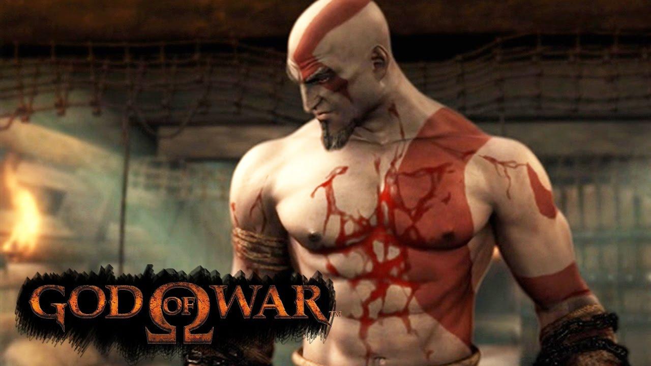 GOD OF WAR #2 - Athena, Afrodite e Medusa! (PS3 Gameplay ...