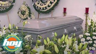 El último adiós a Mario Moreno Ivanova, hijo de Cantinflas