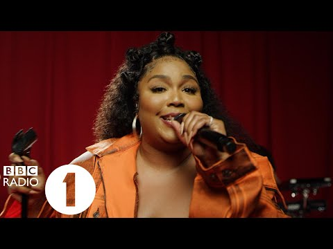 Lizzo - Rumours in the Live Lounge