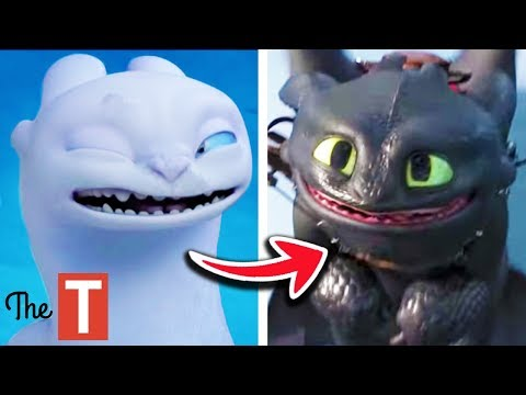 Everything We Know So Far About How To Train Your Dragon 3