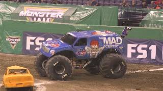 Monster Jam Indianapolis Highlight 2017