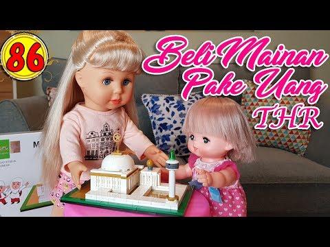 #86 Beli Mainan Pake Uang THR - Boneka Walking Doll Cantik Lucu -7L   Belinda Palace