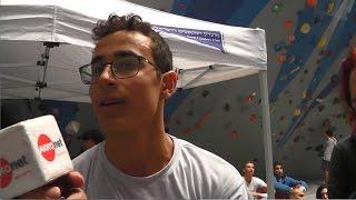 אליפות ישראל קיר טיפוס בפארק האתגרי - אקסטרים  עכו