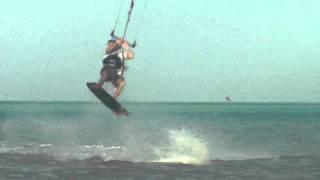Agypten 2011 Cabrinha Switchblade 9qm Backrollboardoffkickflipp