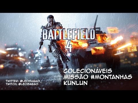 Battlefield 4: Colecionáveis Missão #Montanhas Kunlun