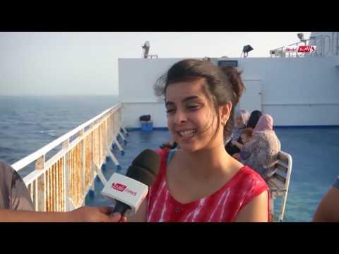 Reportage Ligne Mostaganem - Barcelone Transport Maritime