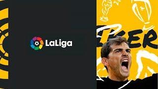 LIVE: Iker Casillas, new LaLiga icon