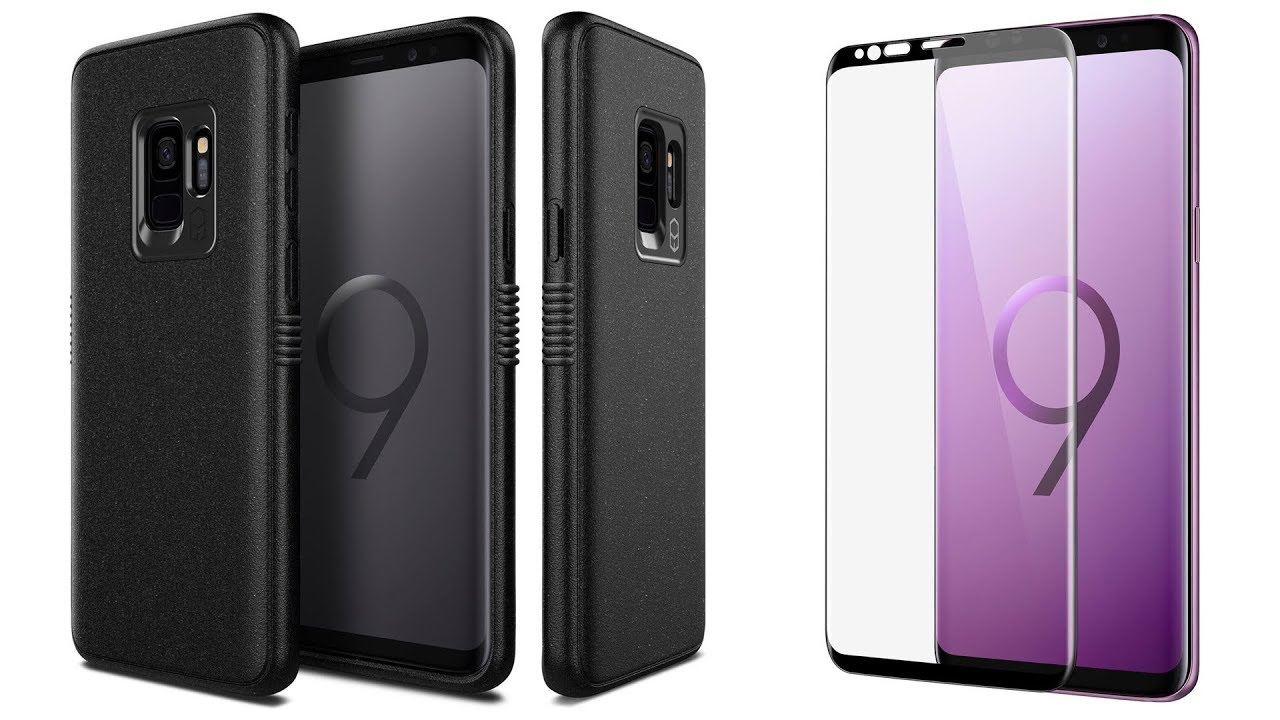 more photos fc62e f007c Best Samsung Galaxy S9/S9 Plus Cases And Tempered Glass Screen Protectors  From Patchworks!