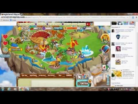 Dragon City Como ganhar muita Comida e muito Xp