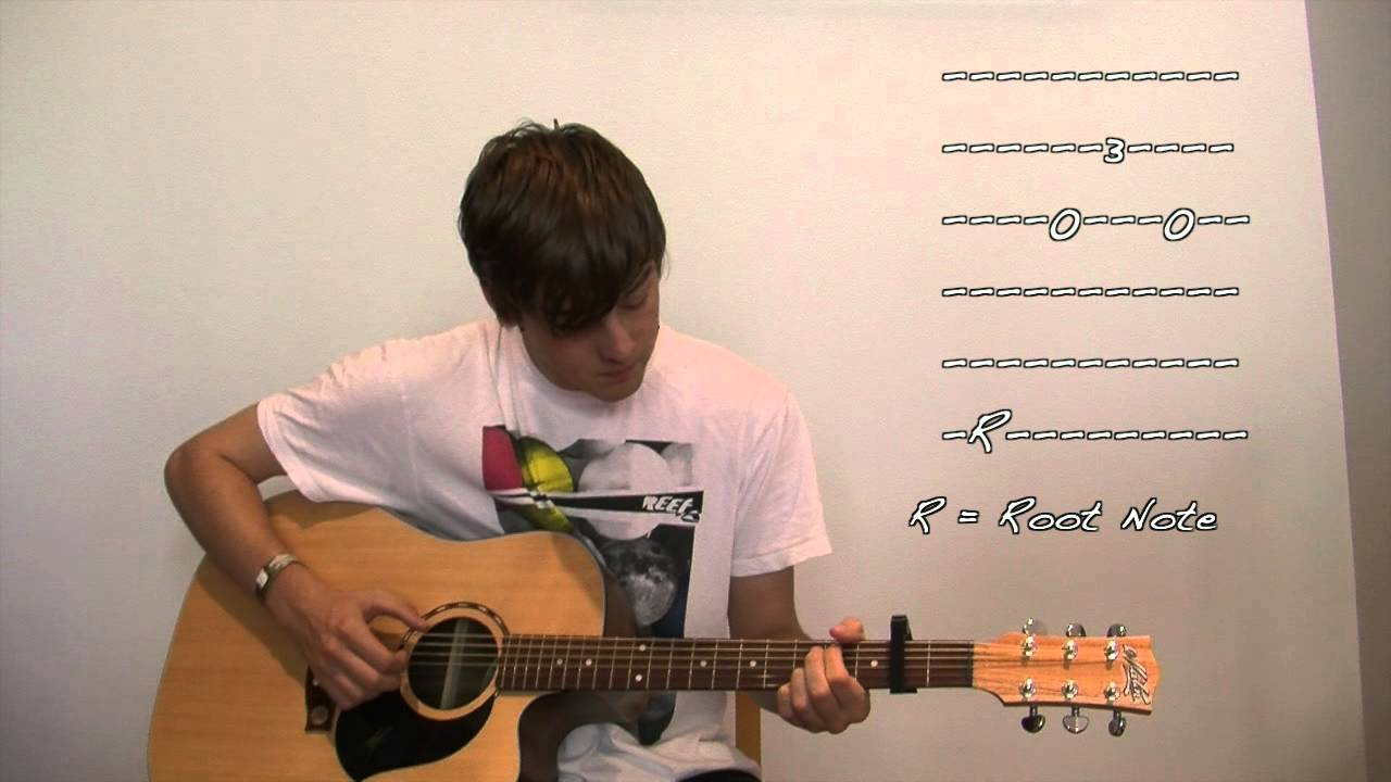 Tutorial Autumn Leaves Ed Sheeran Youtube
