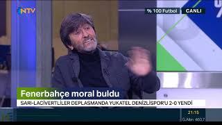 Rıdvan Dilmen ve Murat Kosova ile %100 Futbol | Denizlispor - Fenerbahçe  (6 Aralık 2020)