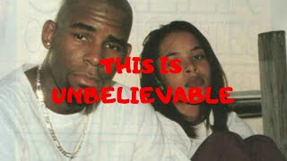 Ex claims that R. Kelly married Aaliyah
