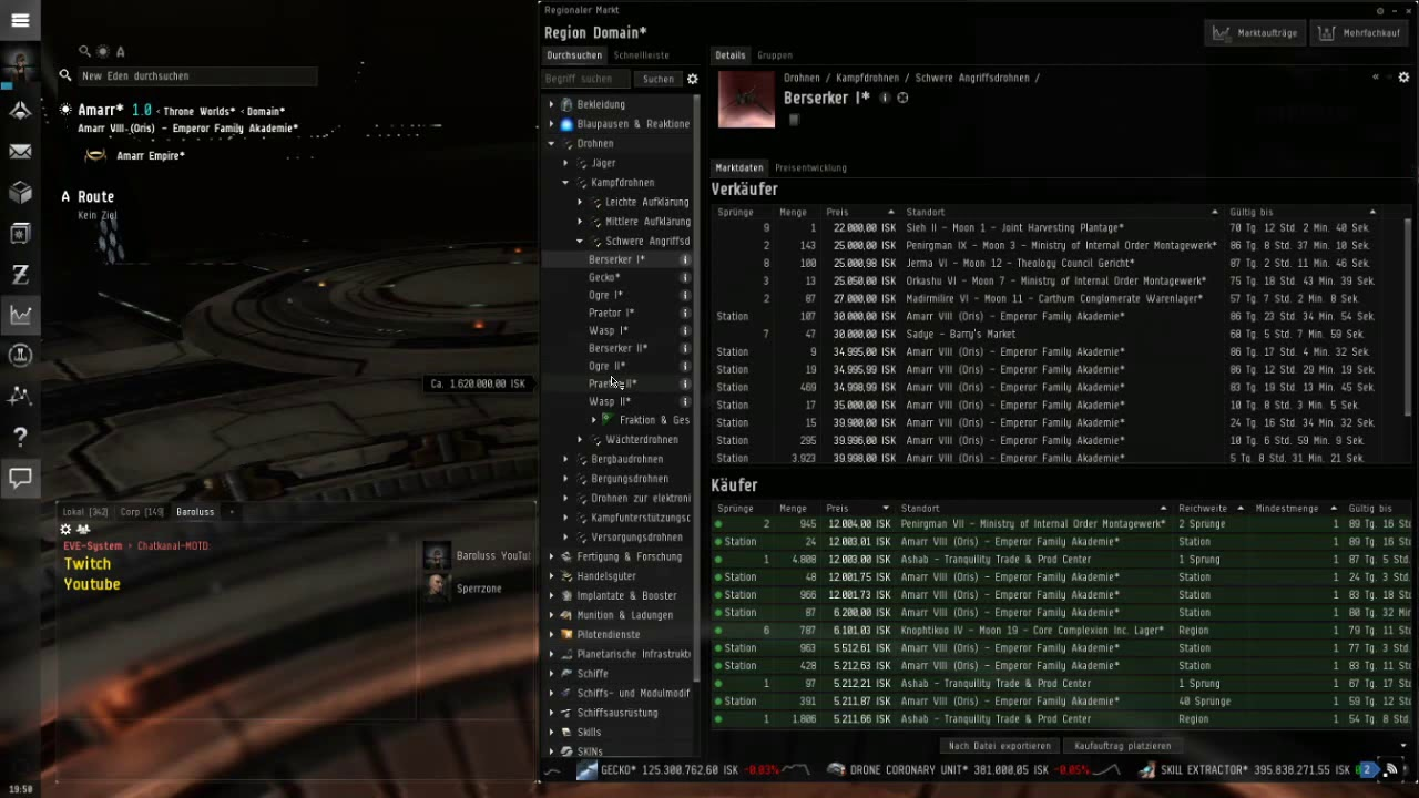 eve online trading