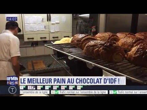Le meilleur pain au chocolat d'Ile-de-France se trouve à Antony