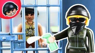 KARLCHEN KNACK #8 - Karla bricht ins Gefängnis ein - Playmobil Polizei Film