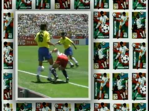 1994 World Cup Soccer Highlights