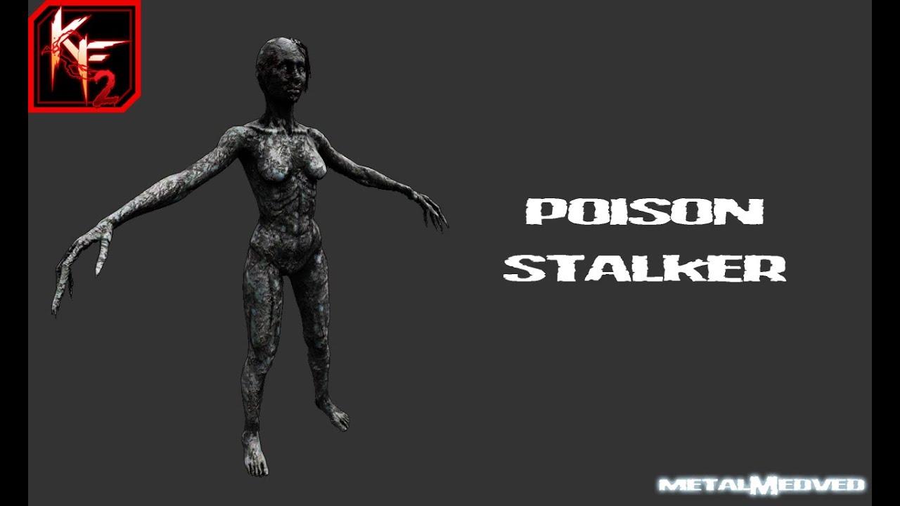 Marvelous Poison Stalker In Killing Floor 2
