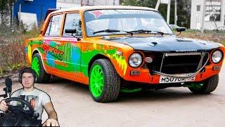 ВАЗ 2101 ТУРБО 300+ Л.С. в 3D Инструктор + РУЛЬ Logitech Driving Force GT