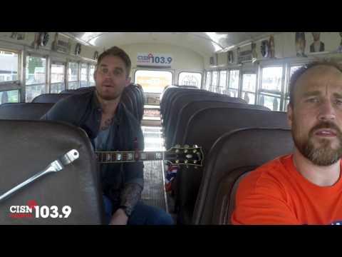 Scheetz Kool Bus Session - Brett Young - Full