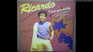 Gambar cover Ricardo: I love You Daddy