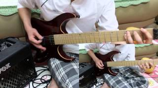 guitar practice 20150125 ten little indian boy scale
