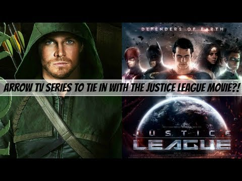 Arrow TV Series Tie in to the Justice League Movie?!?!