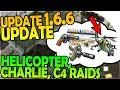 UPDATE 1 6 6 UPDATE BUNKER CHARLIE HELICOPTER INBOUND Last Day On Earth Survival 1 6 5 Update mp3