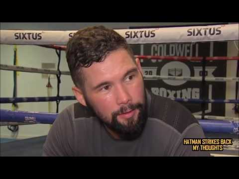 """TONY BELLEW CALLS OUT ANDRE WARD!!!! """"IN TALKS"""" FOR SHOWDOWN!!!"""