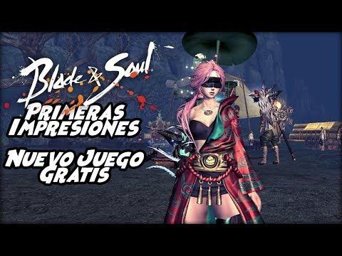 Blade & Soul | Primeros Minutos | MmoRpg Free To Play 2019 | Gameplay en Español 2019 | DakuTv