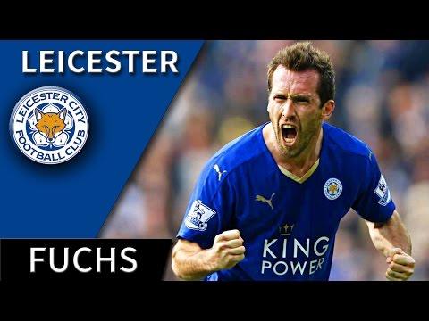 Christian Fuchs • Leicester • Magic Defensive Skills & Goals • HD 720p