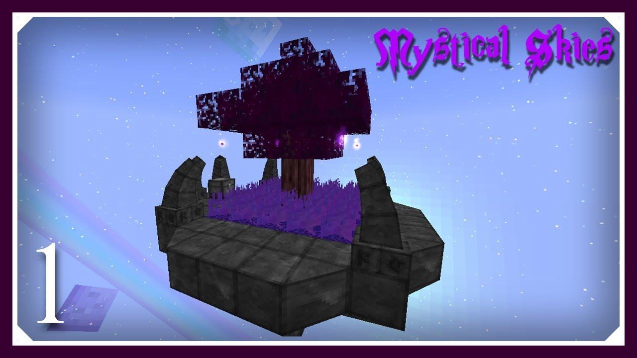 Mystical Skies - Modpacks - Minecraft - CurseForge