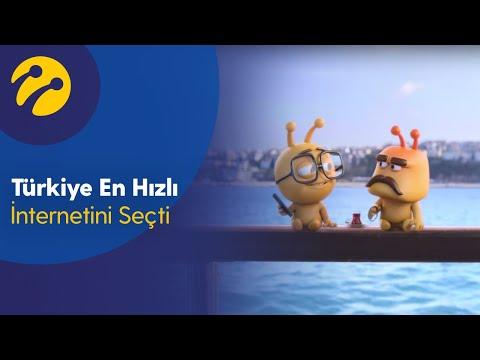 Türkiye En Hızlı İnternetini Seçti