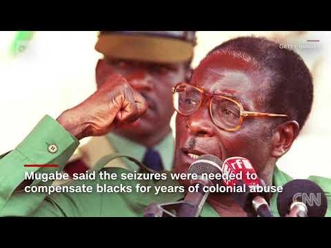 The devastating effects of Mugabe's Land Reform