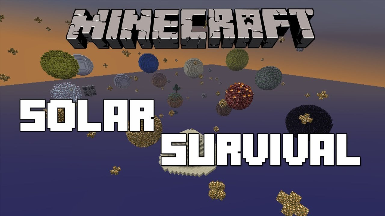Minecraft: how to install solar survival and other maps (hd) youtube.