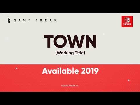 Town -- A New RPG From Pokemon Developer Game Freak - Nintendo Direct